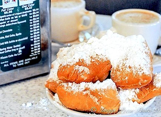Easy new orleans beignets recipe