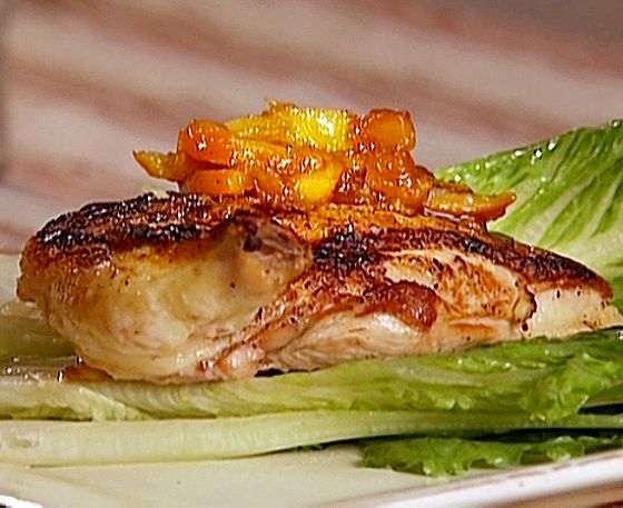 Orange Marmalade Chicken Recipe Food Network