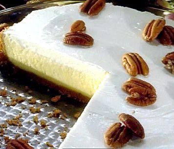 Paula Deen Cheesecake Praline Recipe
