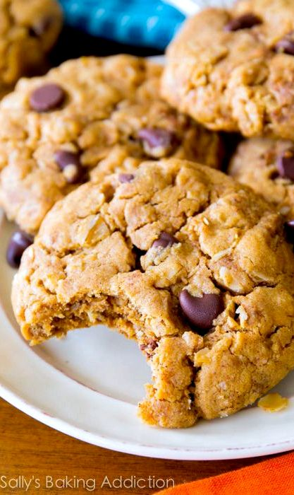 Peanut butter oatmeal cookie recipe without eggs