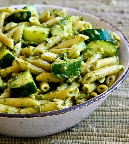 Pesto penne recipe vegetable curry
