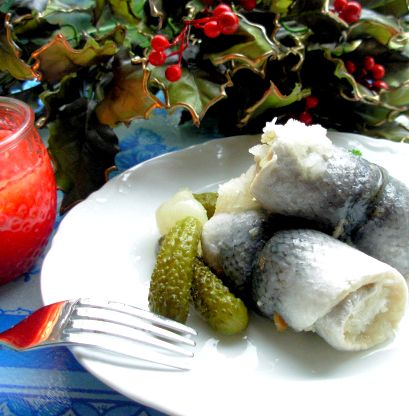 Pickled fish roll mops recipe for Pickled fish recipe
