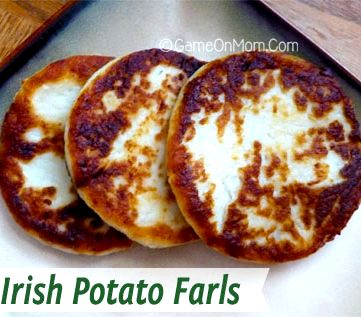 Potato farl recipe irish potato