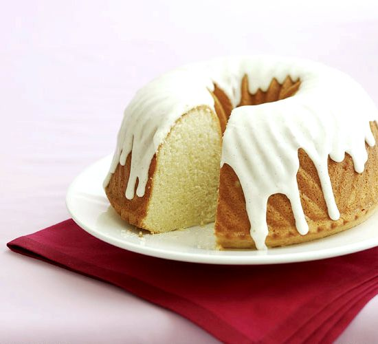 Recipe Cake Lemon Loaf Pound