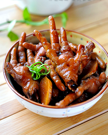 Mexican Food Chicken Feet