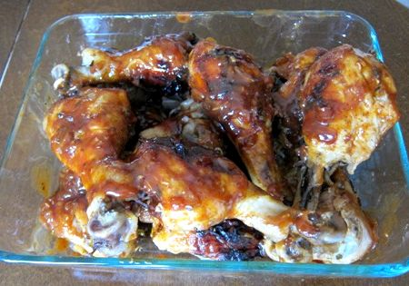 how to cook chicken drumsticks in oven bag