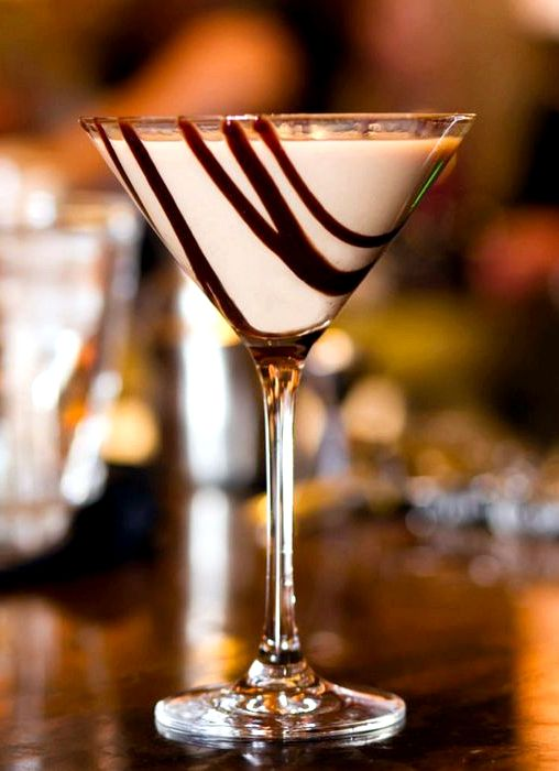 Recipe for chocolate martini baileys
