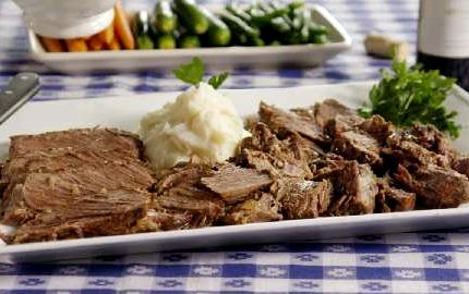 how to cook a roast beef in pressure cooker