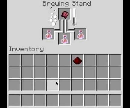 how to make a swiftness potion in minecraft