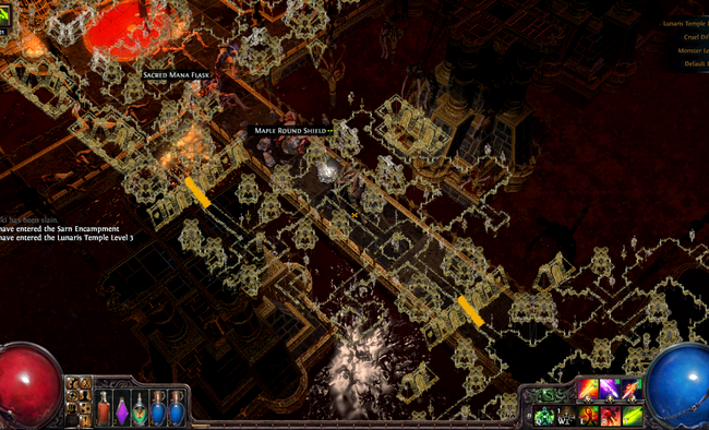 Sceptre Of God Path Of Exile Map Recipe