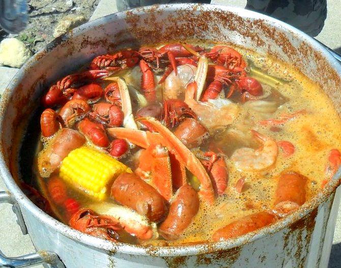 Seafood Boil Recipe Using Old Bay Seasoning