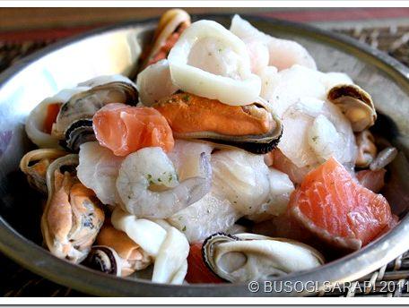 Seafood Marinara Pasta Recipe Panlasang Pinoy