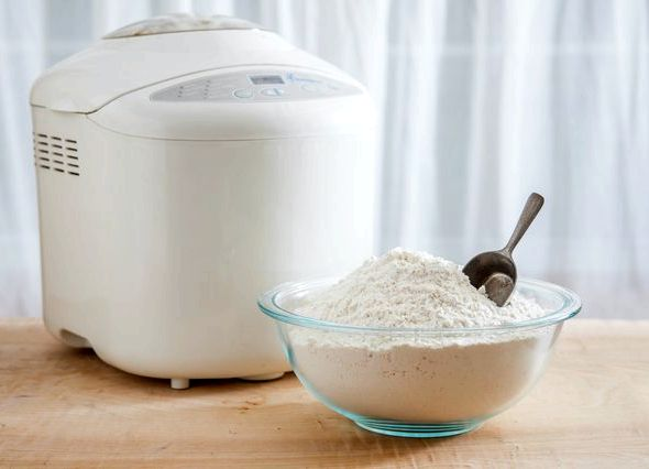 Self rising flour bread machine recipe