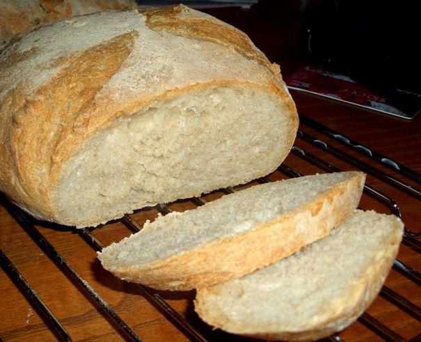 Italian Yeast Cake Recipes: Small Loaf Italian Bread Recipe