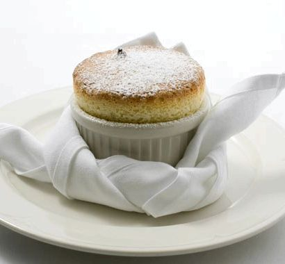 Souffle au grand marnier recipe