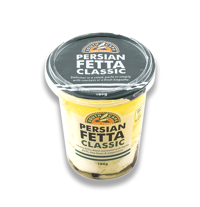 South cape marinated feta recipe