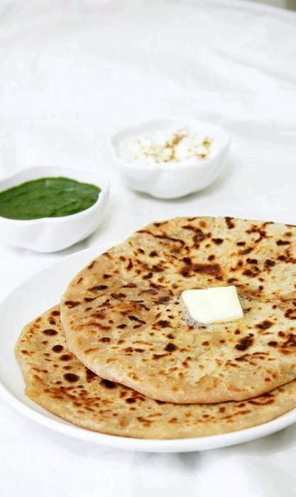 Spicy aloo ka paratha recipe