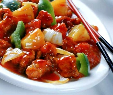 Stir fry chicken and bell peppers recipe