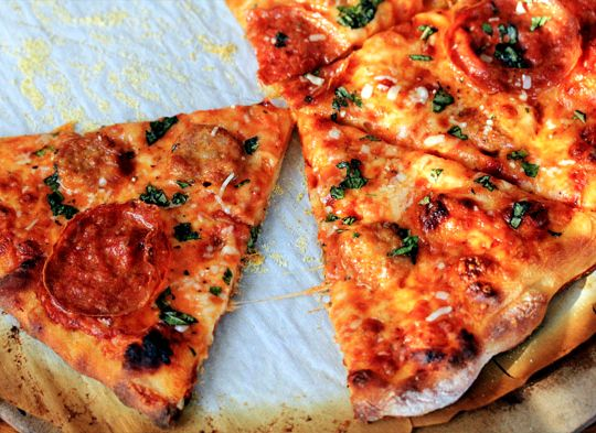 Pizza Dough Recipe Without Yeast Food Network