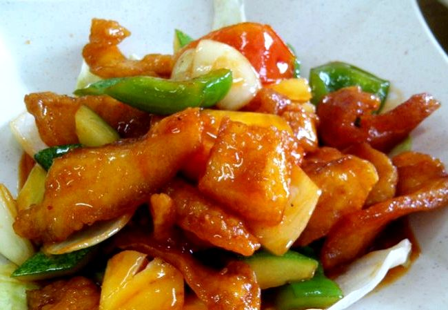 Sweet and sour fish fillet recipe singapore chow