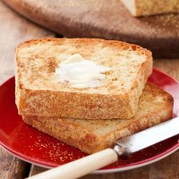 1 loaf english muffin bread recipe