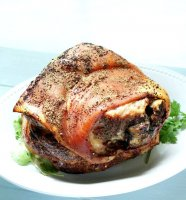 8 lb pork shoulder roast recipe