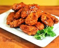 Angel wings recipe thai fried
