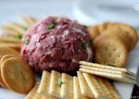 Armor chipped beef cheese ball recipe