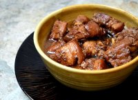 Authentic filipino pork adobo recipe