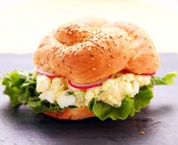 Awesome egg salad sandwich recipe