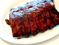 Baby back ribs oven recipe then grill