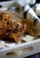 Baby food carrot bread recipe