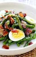 Bacon and egg recipe nzb