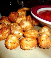 Baked cheese balls string cheese recipe