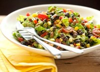 Bean salad recipe healthy dressing