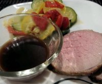 Beef au jus recipe soy sauce