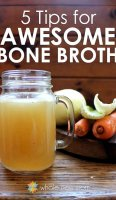 Beef broth recipe without bones of the foot