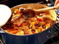 Beef stew meat recipe for oven