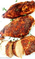Best baked chicken breast recipe in the world