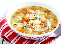 Best chicken pasta soup recipe