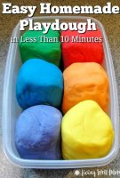 Best homemade playdough recipe with alum