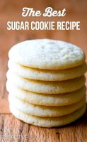Best homemade sugar cookie recipe ever