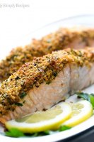 Best panko crusted salmon recipe