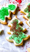 Best recipe for christmas cookie icing
