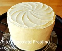 Best whipped white icing recipe