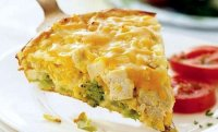 Bisquick chicken broccoli quiche recipe