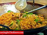 Black sauce hokkien mee recipe