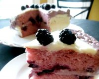 Blackberry pudding cake dessert wine recipe