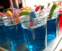 Blue jello shots recipe vodka