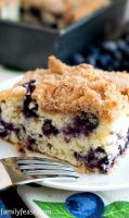 Blueberry buckle recipe 3 cups blueberries